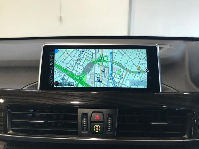 sDrive 18i xライン ブラウンレザー 地デジチューナー 純正Iドライブナビゲーションシステム(13枚目)