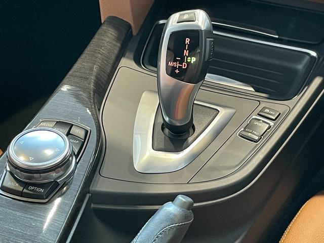 320dブルーパフォーマンス ツーリングラグジュアリ ブラウンレザー ACC オートトランク コンフォートアクセス 電動シート シートヒーター 地デジチューナー キャンセラー バイキセノンライト ウッドパネル 衝突被害軽減ブレーキ(9枚目)