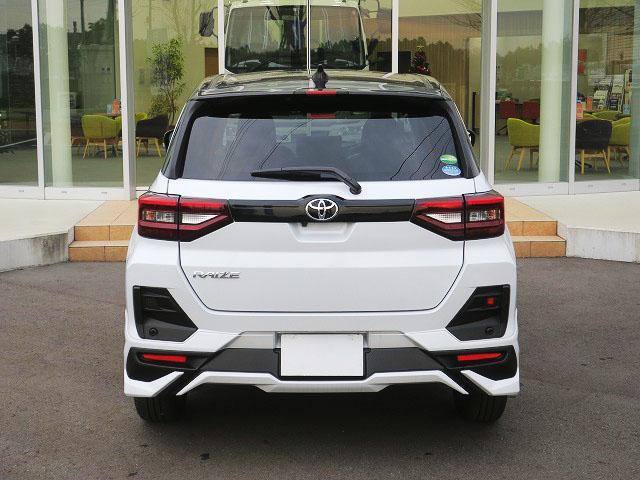 「トヨタ」「ライズ」「SUV・クロカン」「栃木県」の中古車5