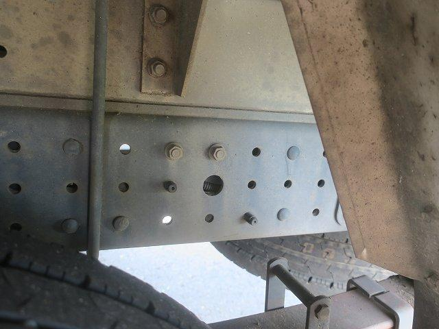 ワイドキャブロング全低床 平成24年式 三菱ふそう 2tアルミバン ワイドロング 全低床 導風板 内高221cm ナビ 2ペダル 準中型免許(15枚目)