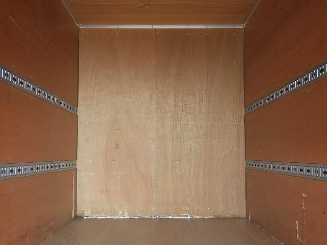 ワイドキャブロング全低床 平成24年式 三菱ふそう 2tアルミバン ワイドロング 全低床 導風板 内高221cm ナビ 2ペダル 準中型免許(49枚目)