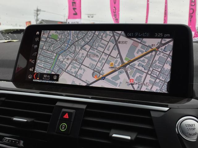 「BMW」「X3」「SUV・クロカン」「石川県」の中古車8