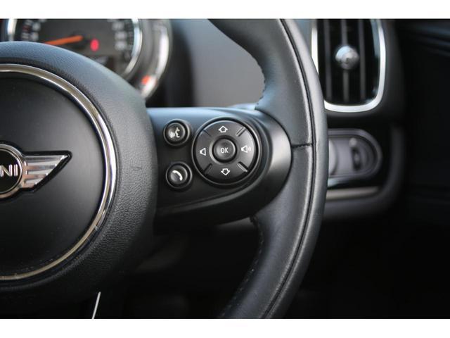 クーパーSD クロスオーバー オール4 ACCLEDヘッドライトパワーゲートアクティブクルーズコントロール純正ナビバックカメラBluetooth接続シートヒーターパワーリアゲートLEDヘッドライトLEDフォグライト(20枚目)