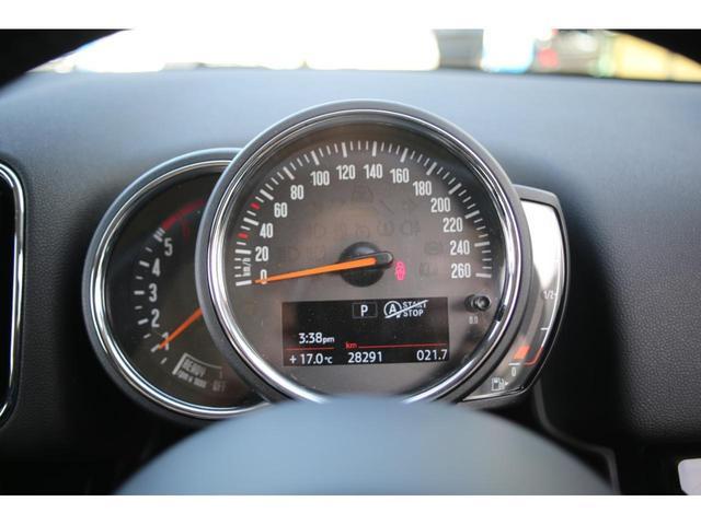クーパーSD クロスオーバー オール4 ACCLEDヘッドライトパワーゲートアクティブクルーズコントロール純正ナビバックカメラBluetooth接続シートヒーターパワーリアゲートLEDヘッドライトLEDフォグライト(21枚目)
