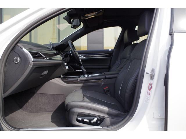 740d xDrive Mスポーツ ACC harman/kardon ジェスチャーコントロールHUDマッサージシート サンルーフ エアサスLEDライト純正ナビ フルセグ 360°カメラ 黒革シート エアシート シートヒーター BSM(25枚目)