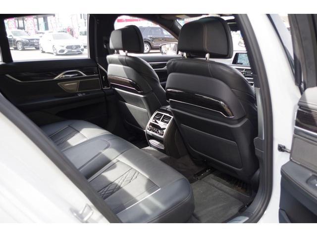 740d xDrive Mスポーツ ACC harman/kardon ジェスチャーコントロールHUDマッサージシート サンルーフ エアサスLEDライト純正ナビ フルセグ 360°カメラ 黒革シート エアシート シートヒーター BSM(28枚目)