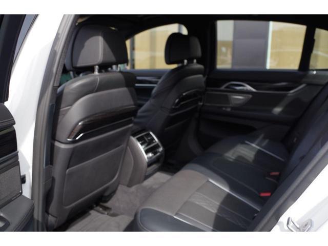 740d xDrive Mスポーツ ACC harman/kardon ジェスチャーコントロールHUDマッサージシート サンルーフ エアサスLEDライト純正ナビ フルセグ 360°カメラ 黒革シート エアシート シートヒーター BSM(31枚目)