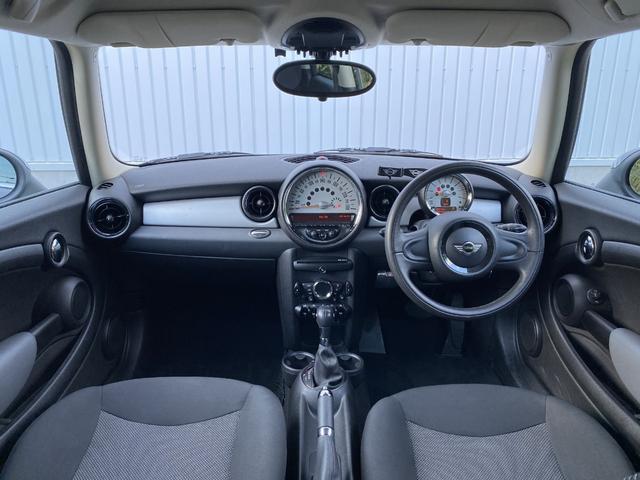 クーパー クラブマン 純正オーディオ エンジンスタートボタン リモコンキー ETC ルーフレール フォグライト 社外15インチアルミホイール(3枚目)