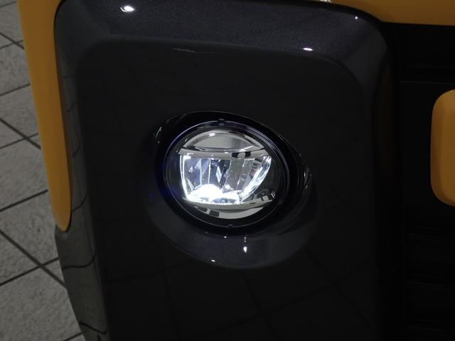 【フォグランプ】フォグランプ付きですので、霧や豪雨などの視界不良時に対向車の接近確認が難しくなったような時に点灯することで、自車の存在を周囲にアピール出来ます!