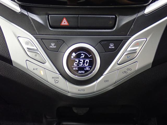 設定した温度を、風温・風量・吹出口・内外気切替を自動で選んで維持する「フルオートエアコン」を装備!一年中快適!