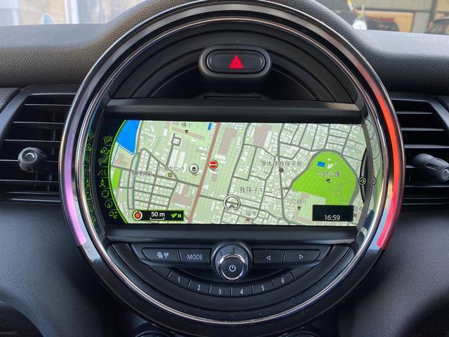 クーパー ナビ バックカメラ Bluetooth対応 クリアランスソナー アイドリングストップ(16枚目)