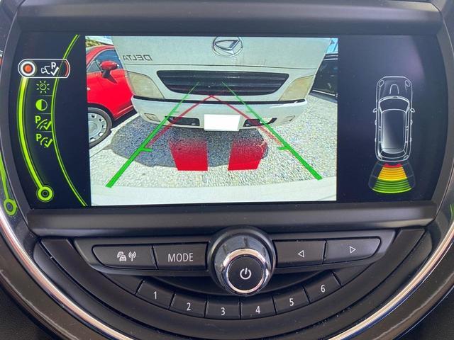 クーパー ナビ バックカメラ Bluetooth対応 クリアランスソナー アイドリングストップ(17枚目)