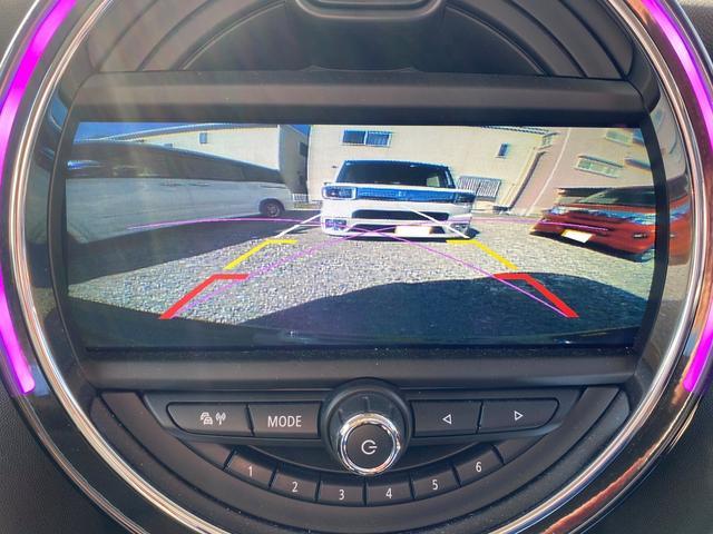 クーパーS ナビ バックカメラ アイドリングストップ オートライト AUX-in USB入力端子 盗難防止システム スマートキー(30枚目)