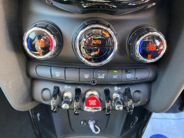 クーパーS ナビ バックカメラ アイドリングストップ オートライト AUX-in USB入力端子 盗難防止システム スマートキー(31枚目)