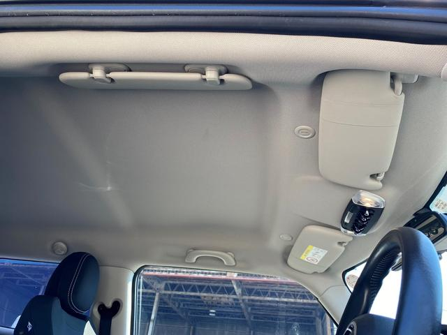 クーパーS ナビ バックカメラ アイドリングストップ オートライト AUX-in USB入力端子 盗難防止システム スマートキー(34枚目)