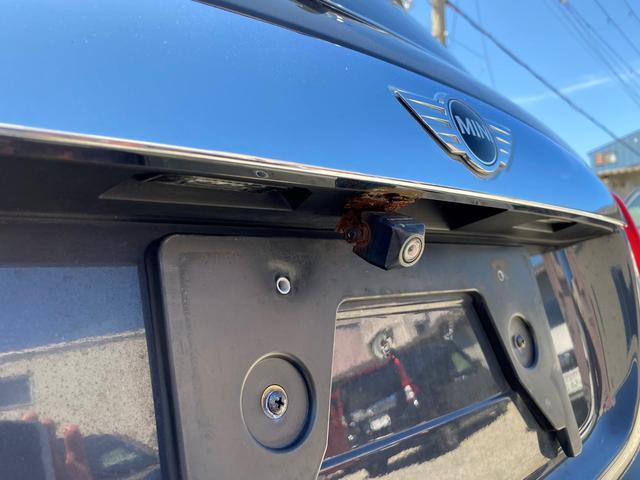 クーパーS ナビ バックカメラ アイドリングストップ オートライト AUX-in USB入力端子 盗難防止システム スマートキー(37枚目)