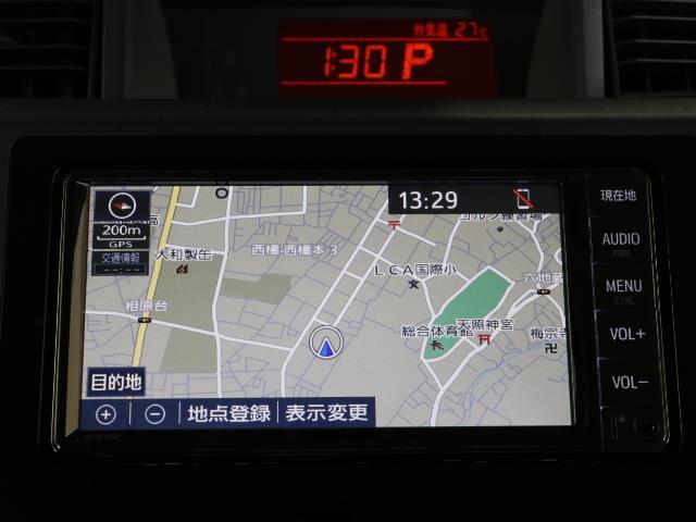 X S キーフリー ETC ドラレコ インテリキー アイドリングストップ ワンセグ 盗難防止システム ABS ナビ・TV バックC プリクラッシュセーフティー メモリ-ナビ ワンオ-ナ- 左オートスライドドア(5枚目)