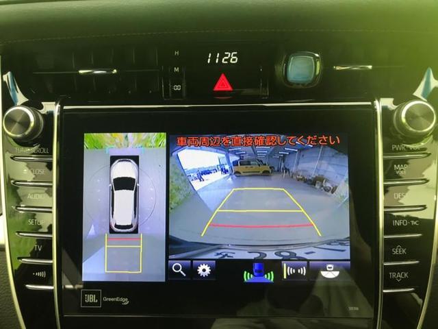 プログレス 純正 9インチ HDDナビ/シート ハーフレザー/車線逸脱防止支援システム/パーキングアシスト バックガイド/電動バックドア/ヘッドランプ HID/ETC/EBD付ABS/横滑り防止装置 バックカメラ(10枚目)