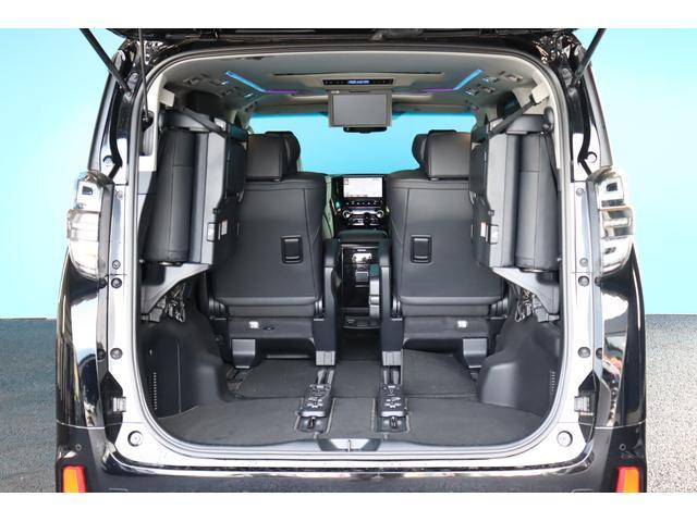 2.5Z Gエディション 3眼LEDライト/ツインサンルーフ/純正10インチナビ/12インチフリップダウンモニター/革シート/オートマチックハイビーム/セーフティセンス/ソナー/ステアリングヒーター/AC100V/バックカメラ(16枚目)