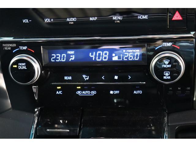 2.5Z Gエディション 3眼LEDライト/ツインサンルーフ/純正10インチナビ/12インチフリップダウンモニター/革シート/オートマチックハイビーム/セーフティセンス/ソナー/ステアリングヒーター/AC100V/バックカメラ(45枚目)