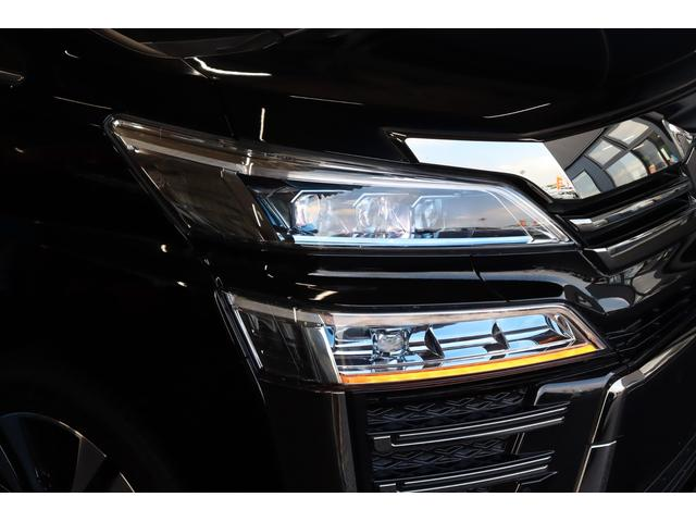 2.5Z Gエディション 3眼LEDライト/ツインサンルーフ/純正10インチナビ/12インチフリップダウンモニター/革シート/オートマチックハイビーム/セーフティセンス/ソナー/ステアリングヒーター/AC100V/バックカメラ(65枚目)