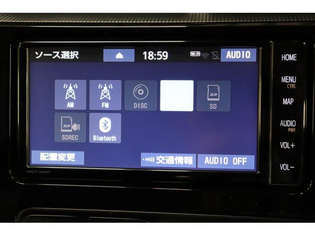 S 純正SDナビ/フルセグ/Bluetoothオーディオ/衝突軽減ブレーキ/レーンディバーチャーアラート/インテリジェントクリアランスソナー/LEDヘッドライト/スマートキー&プッシュスタート/1オーナー(8枚目)