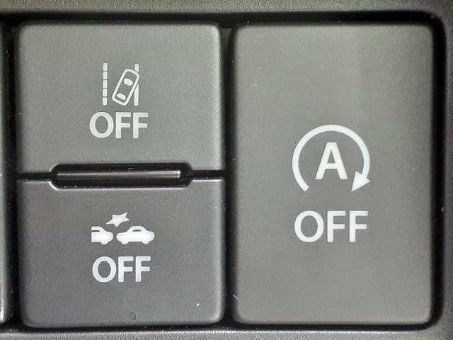 FX 衝突被害軽減ブレーキ/ABS/EBD付ABS/横滑り防止装置/アイドリングストップ/エアバッグ 運転席/エアバッグ 助手席/パワーウインドウ/エンジンスタートボタン/インテリジェントキー 禁煙車(10枚目)