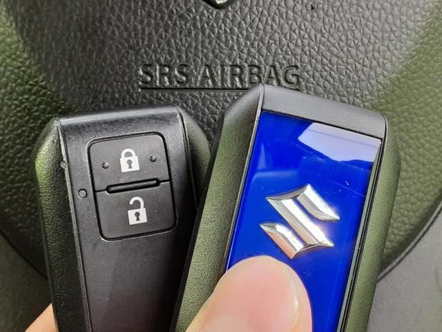 FX 衝突被害軽減ブレーキ/ABS/EBD付ABS/横滑り防止装置/アイドリングストップ/エアバッグ 運転席/エアバッグ 助手席/パワーウインドウ/エンジンスタートボタン/インテリジェントキー 禁煙車(18枚目)