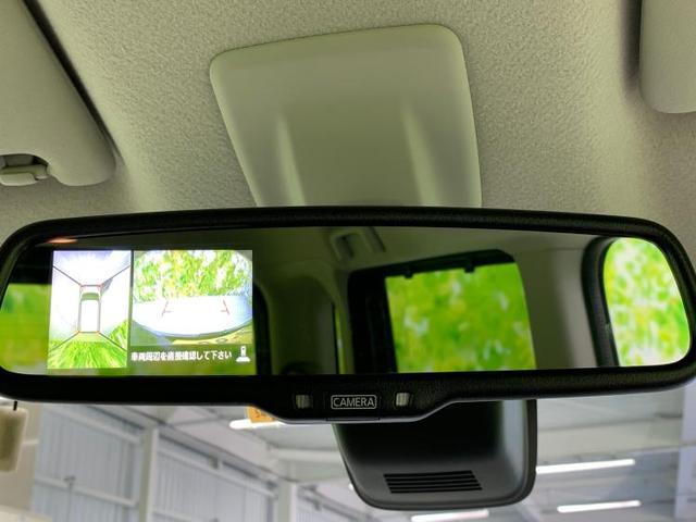 4WD X アラウンドビューモニター/オートスライドドア/プッシュスタート/アイドリングストップ/エマージェンシーB/電動スライドドア/パーキングアシスト バックガイド/EBD付ABS/フロントモニター 4WD(9枚目)