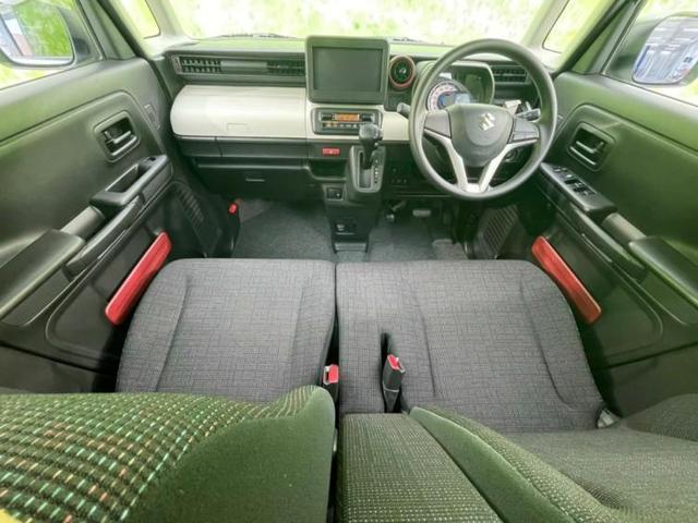 4WDハイブリッドG セーフティサポート/EBD付ABS/横滑り防止装置/アイドリングストップ/エアバッグ 運転席/エアバッグ 助手席/エアバッグ サイド/パワーウインドウ/キーレスエントリー/オートエアコン 4WD(4枚目)