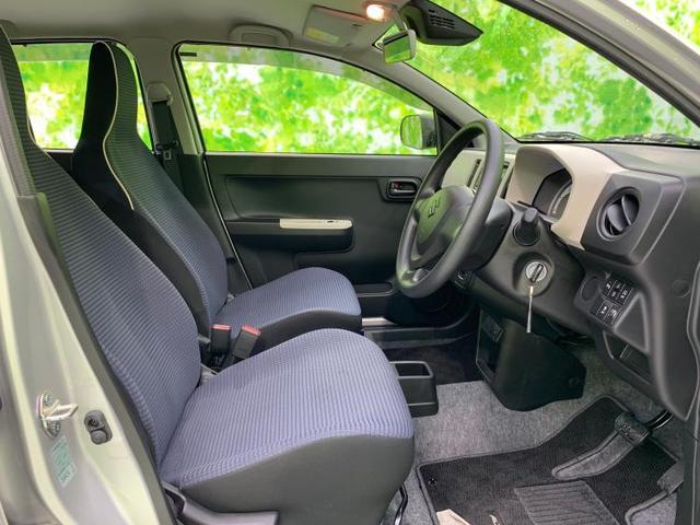 L スズキセーフティーサポート/EBD付ABS/横滑り防止装置/アイドリングストップ/エアバッグ 運転席/エアバッグ 助手席/パワーウインドウ/キーレスエントリー/シートヒーター 前席/パワーステアリング(5枚目)