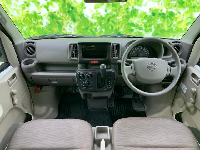 DX エアバッグ 運転席/エアバッグ 助手席/パワーステアリング/FR/マニュアルエアコン(4枚目)