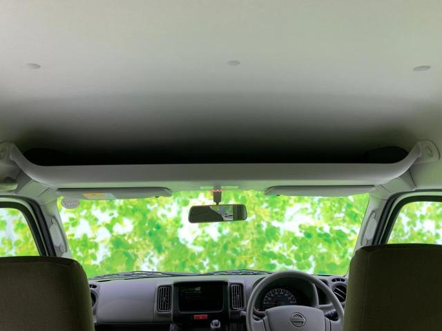 DX エアバッグ 運転席/エアバッグ 助手席/パワーステアリング/FR/マニュアルエアコン(10枚目)