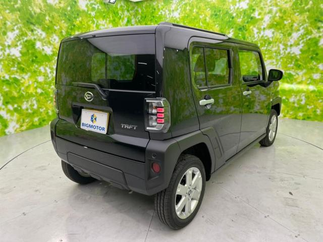 G プッシュスタート/車線逸脱防止支援システム/パーキングアシスト バックガイド/ヘッドランプ LED/EBD付ABS/横滑り防止装置/アイドリングストップ/ルーフレール/エアバッグ 運転席 4WD(3枚目)