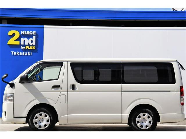 DX GLパッケージ レジアスエース 4型 ガソリン 2WD ホワイト オーディオデッキ ETC 両側スライドドア キーレス 展示前点検済 走行チェック済 ルームクリーニング済 1年間走行無制限保証付(6枚目)