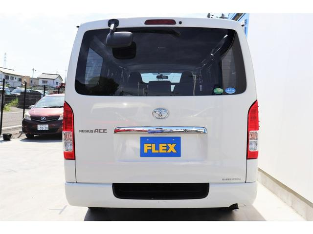 DX GLパッケージ レジアスエース 4型 ガソリン 2WD ホワイト オーディオデッキ ETC 両側スライドドア キーレス 展示前点検済 走行チェック済 ルームクリーニング済 1年間走行無制限保証付(8枚目)