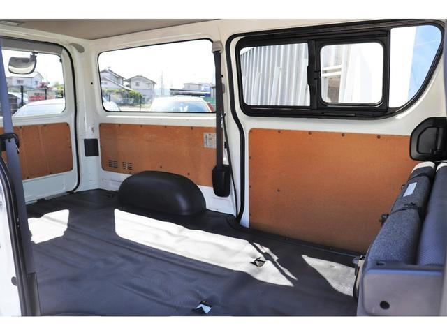 DX GLパッケージ レジアスエース 4型 ガソリン 2WD ホワイト オーディオデッキ ETC 両側スライドドア キーレス 展示前点検済 走行チェック済 ルームクリーニング済 1年間走行無制限保証付(17枚目)
