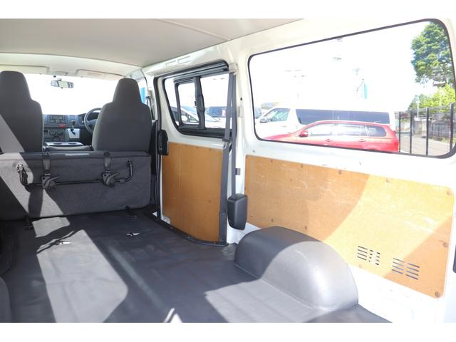 DX GLパッケージ レジアスエース 4型 ガソリン 2WD ホワイト オーディオデッキ ETC 両側スライドドア キーレス 展示前点検済 走行チェック済 ルームクリーニング済 1年間走行無制限保証付(38枚目)