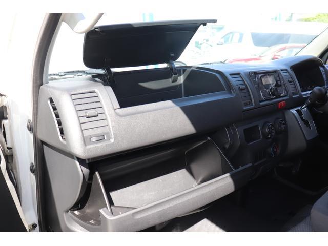 DX GLパッケージ レジアスエース 4型 ガソリン 2WD ホワイト オーディオデッキ ETC 両側スライドドア キーレス 展示前点検済 走行チェック済 ルームクリーニング済 1年間走行無制限保証付(39枚目)