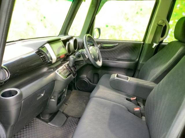 ターボSSパッケージ 純正 7インチ メモリーナビ/両側電動スライドドア/ヘッドランプ HID/EBD付ABS/横滑り防止装置/アイドリングストップ/クルーズコントロール/バックモニター/TV/エアバッグ 運転席 4WD(6枚目)