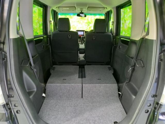 ターボSSパッケージ 純正 7インチ メモリーナビ/両側電動スライドドア/ヘッドランプ HID/EBD付ABS/横滑り防止装置/アイドリングストップ/クルーズコントロール/バックモニター/TV/エアバッグ 運転席 4WD(16枚目)