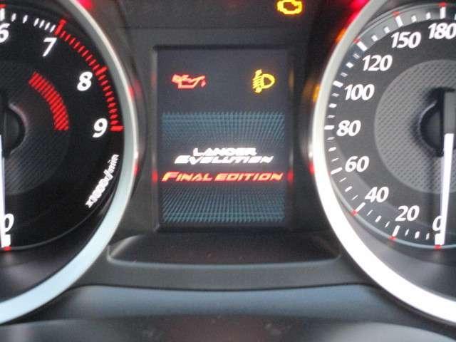 2.0 ファイナルエディション 4WD 国内1000台限定車(14枚目)