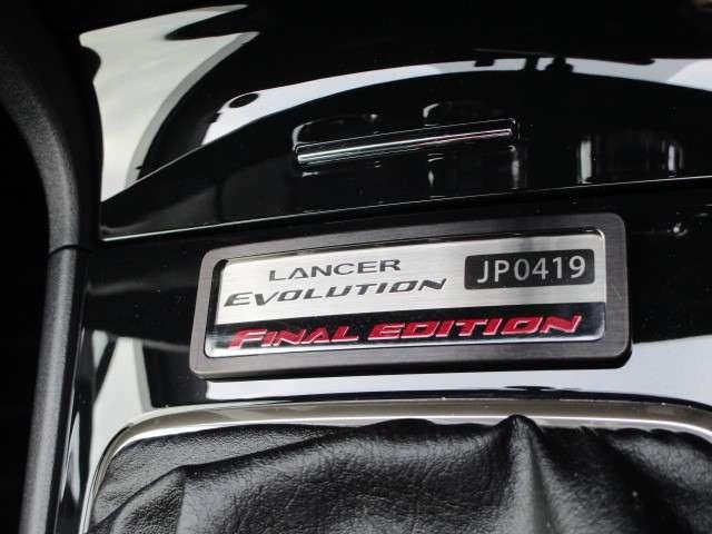 ファイナルエディション 国内1000台限定 走行281キロ(2枚目)