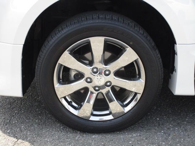 ローデスト D パワーパッケージ クロムメッキアルミ アルパイン9インチナビ 後席モニター10.1インチ ETC ワンオーナー 8人乗り 4WD 両側電動スライドドア(39枚目)