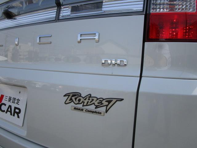 ローデスト D パワーパッケージ クロムメッキアルミ アルパイン9インチナビ 後席モニター10.1インチ ETC ワンオーナー 8人乗り 4WD 両側電動スライドドア(49枚目)