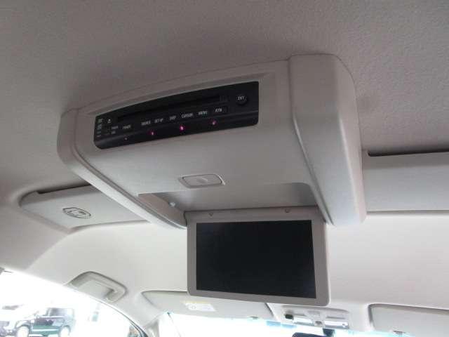 シャモニー 純正ナビ 9インチ後席モニター フロント・サイド・バックカメラ ETC DVD CD フルセグTV 運転席・助手席シートヒーター 運転席電動シート 片側電動スライドドア ワンオーナー(10枚目)