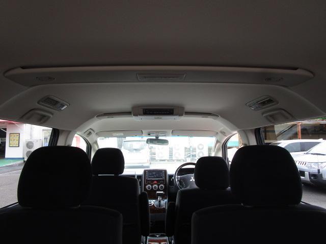 シャモニー 純正ナビ 9インチ後席モニター フロント・サイド・バックカメラ ETC DVD CD フルセグTV 運転席・助手席シートヒーター 運転席電動シート 片側電動スライドドア ワンオーナー(64枚目)