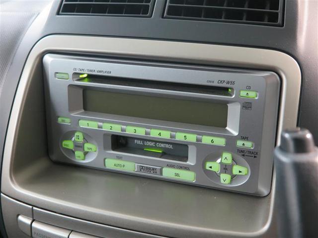 CDチューナー付き