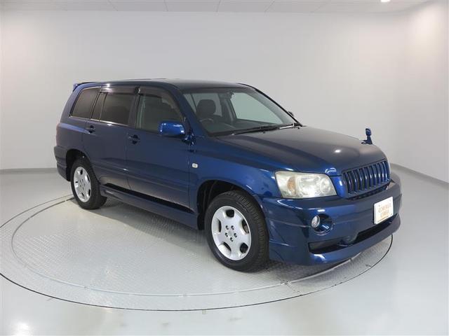 「トヨタ」「クルーガー」「SUV・クロカン」「千葉県」の中古車3
