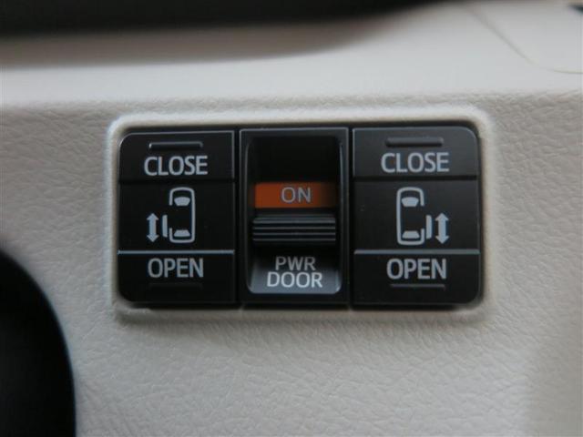 スイッチでスライドドアの開け閉めができます!